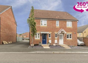 2 bed semi-detached house for sale in Cherry Crescent, Penllergaer, Swansea SA4