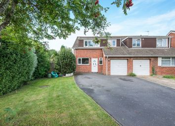 Thumbnail 4 bed semi-detached house for sale in Raley Road, Locks Heath, Southampton