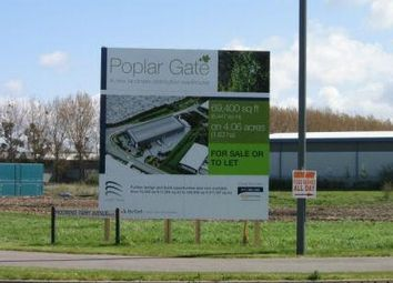 Thumbnail Warehouse for sale in Poplar Gate, Cabot Park, Poplar Way, Avonmouth, Bristol, Avon