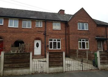 Thumbnail 3 bed terraced house for sale in Milner Avenue, Altrincham, Manchester, Greater Manchester