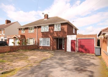 Thumbnail 3 bed semi-detached house for sale in Mile Road, Bedford