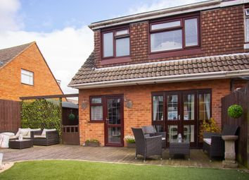 Thumbnail 3 bed semi-detached house for sale in Stockwood Lane, Stockwood