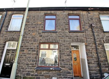 Thumbnail 2 bed terraced house for sale in North Road, Porth, Rhondda, Cynon, Taff.