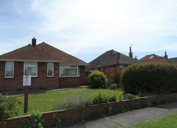 Thumbnail 3 bed detached bungalow for sale in Meadows Road, Willingdon, Eastbourne