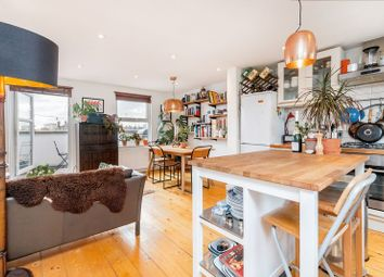 Thumbnail 2 bed flat for sale in Clarence Road, Hackney