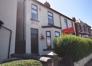 Thumbnail 4 bed semi-detached house for sale in Temple Road, Birkenhead