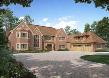Thumbnail 8 bedroom detached house for sale in Burtons Way, Chalfont St. Giles, Buckinghamshire