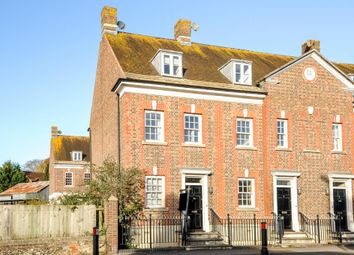 Thumbnail 3 bed end terrace house for sale in St. Leonards Court, Wimborne Road, Blandford Forum