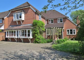 Thumbnail 5 bed detached house for sale in Ogbourne Maizey, Marlborough