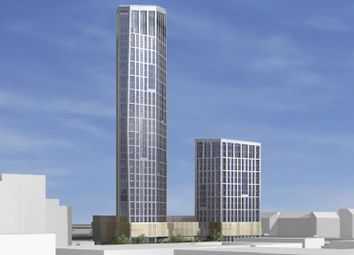 Thumbnail 2 bed flat for sale in Sky View Tower, Stratford High Street, Stratford, London