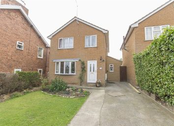 Thumbnail 3 bed detached house for sale in Chapman Lane, Grassmoor, Chesterfield