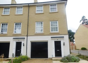 Thumbnail 4 bed property to rent in Crecy Mews, Thetford