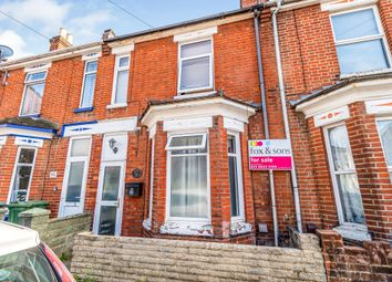 Thumbnail 3 bed terraced house for sale in Wolseley Road, Shirley, Southampton
