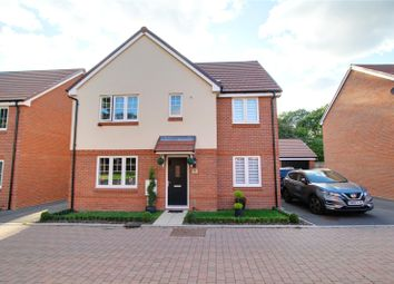 Thumbnail 5 bed detached house for sale in Lobelia Drive, Worthing, West Sussex