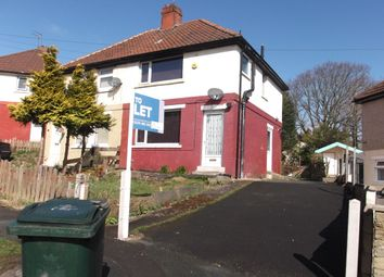 Thumbnail 3 bedroom semi-detached house to rent in Masefield Avenue, Bradford