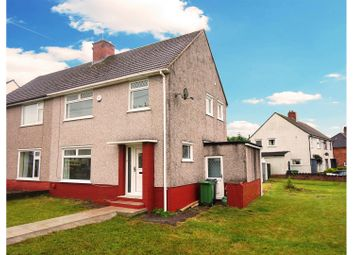 Thumbnail 3 bed semi-detached house for sale in Whitebarn Road, Cardiff