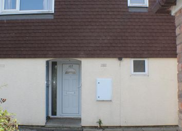 Thumbnail 4 bed terraced house to rent in Quetta Park, Church Crookham, Fleet