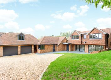 Thumbnail 3 bedroom detached house for sale in Main Road, Itchen Abbas, Winchester, Hampshire