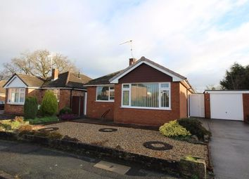 Thumbnail 2 bed bungalow to rent in Merebank Road, Crewe