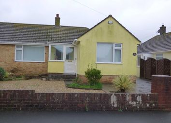 Thumbnail 2 bedroom semi-detached bungalow for sale in Lakes Close, Brixham