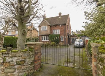 3 bed detached house for sale in The Green, Hasland, Chesterfield S41
