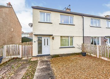 Thumbnail 3 bed end terrace house for sale in Waver Lane, Wigton, Cumbria