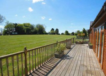 Thumbnail 2 bed mobile/park home for sale in Fort Road, Tadworth