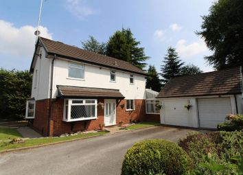 Thumbnail 3 bed detached house for sale in Ridingfold Lane, Worsley, Manchester