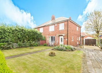 Thumbnail 3 bed semi-detached house for sale in Middlegate, Scawthorpe, Doncaster