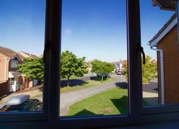 Thumbnail 4 bed detached house to rent in Swallow Drive, Syston, Leicester