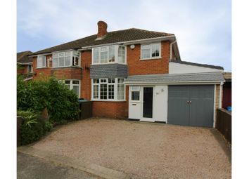 Thumbnail 3 bed semi-detached house for sale in Wombourne Park, Wombourne, Wolverhampton