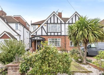 Melthorne Drive, Ruislip, Middlesex HA4. 3 bed semi-detached house