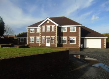 Thumbnail 6 bed detached house for sale in Woodhorn Road Back, Ashington