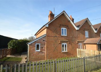 Thumbnail 2 bed end terrace house for sale in Coppid Hill, Barkham Hill, Wokingham, Berkshire