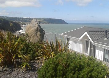 Thumbnail 3 bed mobile/park home for sale in Tresaith, Cardigan