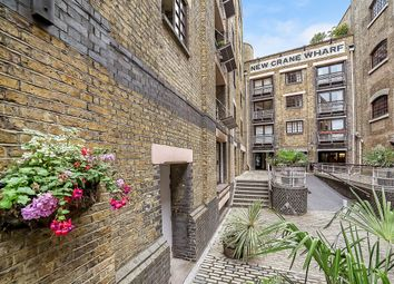 Thumbnail 1 bedroom flat to rent in New Crane Wharf, New Crane Place, London