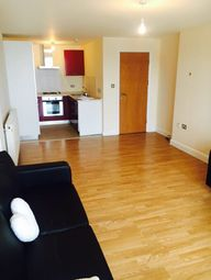 Thumbnail 1 bedroom flat to rent in Guildford Street, Luton