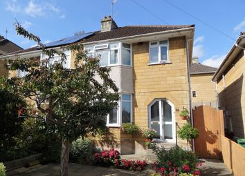 Thumbnail 3 bed semi-detached house for sale in Ivy Avenue, Oldfield Park, Bath