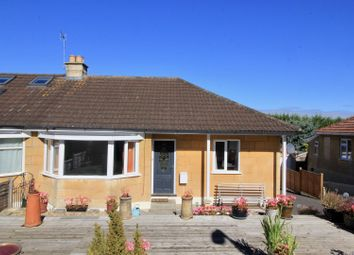 Thumbnail 3 bedroom semi-detached bungalow for sale in Devonshire Road, Bathampton, Bath