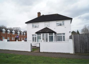 Thumbnail 4 bed end terrace house for sale in Berwick Road, Borehamwood