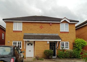 Thumbnail 2 bed semi-detached house for sale in Martin Road, Becontree, Dagenham