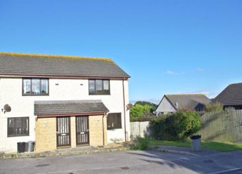 Thumbnail 2 bedroom end terrace house to rent in Gwarth An Drae, Helston
