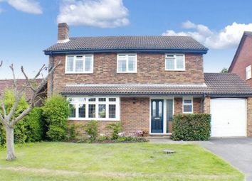 Thumbnail 4 bed detached house for sale in Delft Close, Locks Heath, Southampton