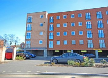 Thumbnail 2 bed flat for sale in Pavilion Close, Leicester
