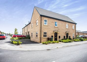 Thumbnail 2 bed end terrace house for sale in Stoborough Crescent, Featherstone, Pontefract, West Yorkshire