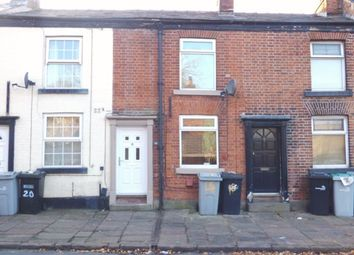 Thumbnail 2 bed terraced house to rent in Old Mill Lane, Macclesfield