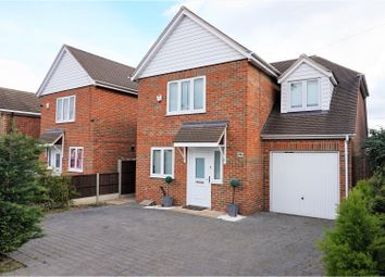 Thumbnail 4 bed detached house for sale in Frindsbury Hill, Rochester