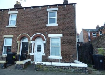 Thumbnail 1 bed end terrace house for sale in Blencowe Street, Carlisle, Cumbria
