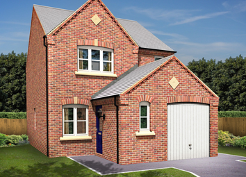 Thumbnail 3 bed detached house for sale in The Ely, Warmingham Lane, Middlewich, Cheshire
