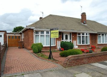 Thumbnail 3 bed semi-detached bungalow to rent in Solway Avenue, North Shields